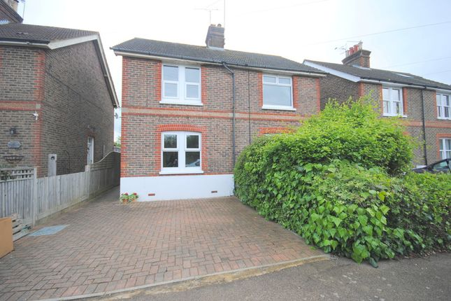 Thumbnail Semi-detached house to rent in Hathersham Close, Smallfield, Horley