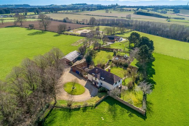 Thumbnail Detached house for sale in Shuckburgh Road, Staverton, Daventry