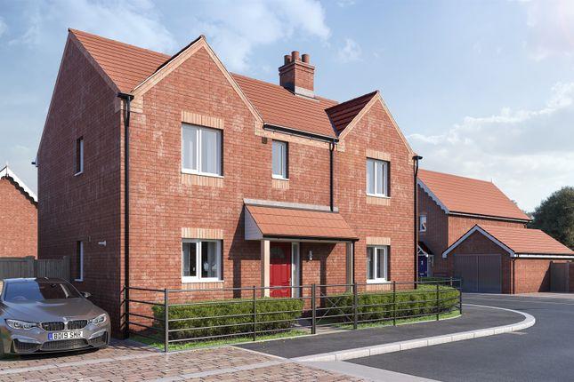 Thumbnail Detached house for sale in Birnam Mews, Tiddington, Stratford-Upon-Avon