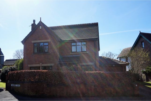 4 bed detached house for sale in Willowfield Chase, Hoghton, Preston