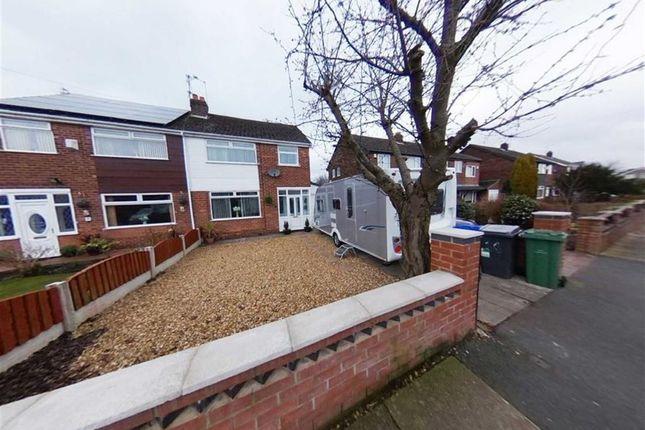 Thumbnail Semi-detached house for sale in Heather Avenue, Droylsden, Manchester