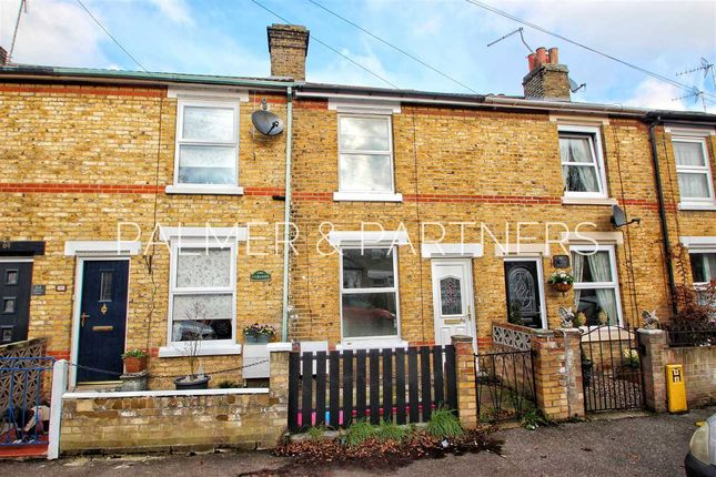 Thumbnail Terraced house for sale in Harsnett Road, New Town, Colchester