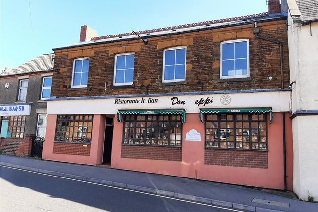 Thumbnail Restaurant/cafe for sale in 12 & 12A Herriotts Lane, Wellingborough, Northamptonshire