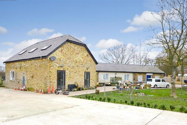 Thumbnail Bungalow for sale in Gibbons Brook, Sellindge, Kent