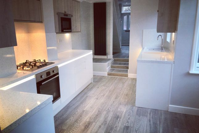 Thumbnail End terrace house for sale in Howbury Road, London, London