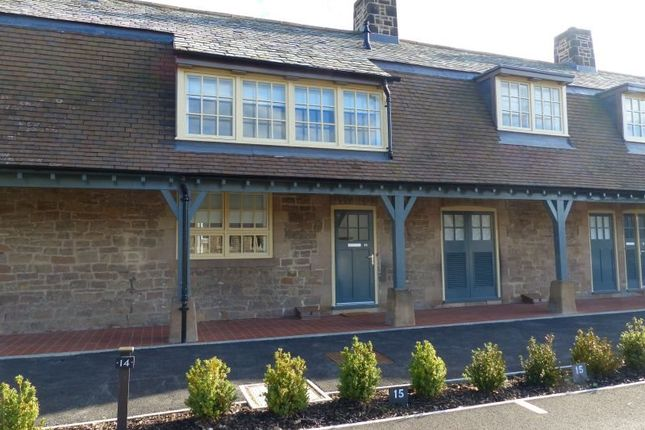 Thumbnail 1 bed flat to rent in Old School Close, Darley Dale, Matlock