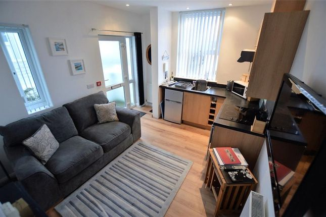 1 bed flat to rent in Belmont Terrace, St. Ives, Cornwall