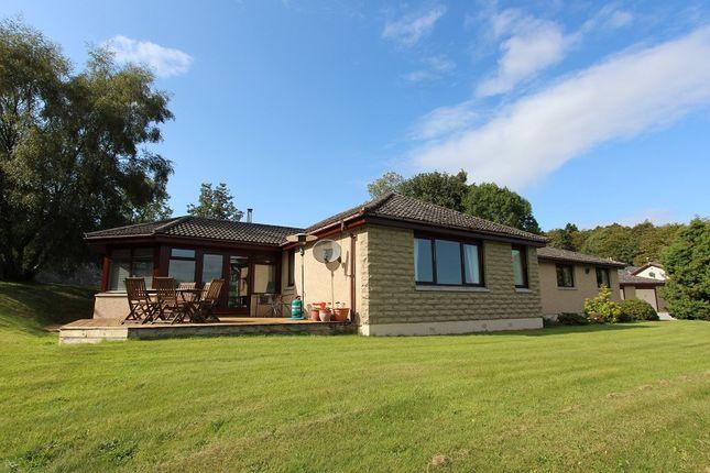 Thumbnail Detached bungalow for sale in Boyndie Allangrange, Munlochy, Black Isle.