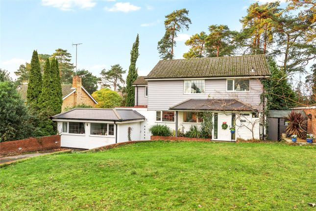 Thumbnail Detached house for sale in Azalea Way, Camberley, Surrey