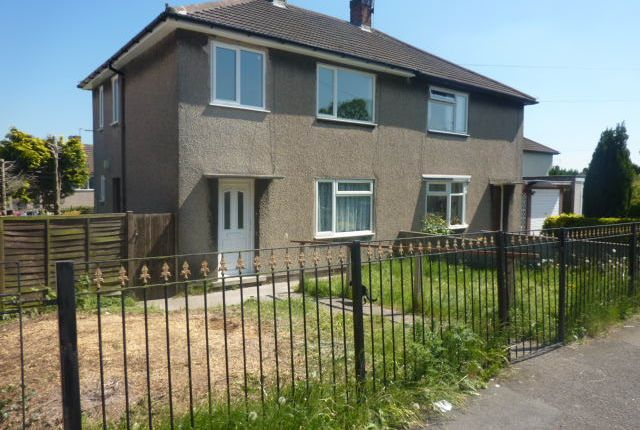 3 bed semi-detached house to rent in Welshpool Road, Breadsall Hilltop, Derby