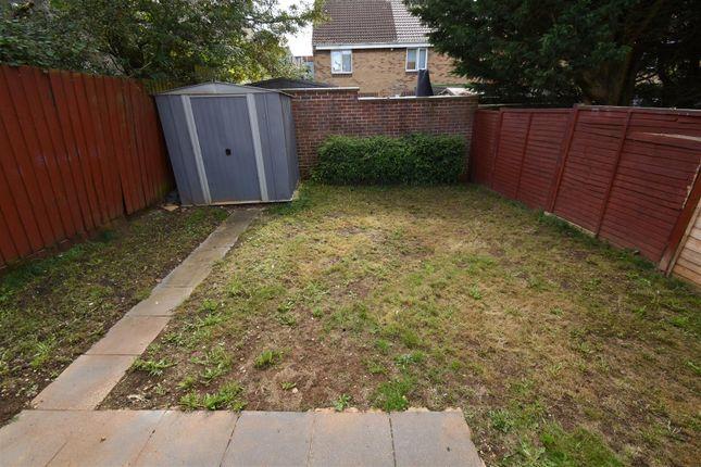 Rear Garden of Poplar Close, Warmley, Bristol BS30