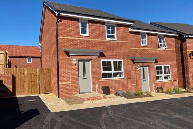 Thumbnail Semi-detached house to rent in Bull Lane, Chippenham