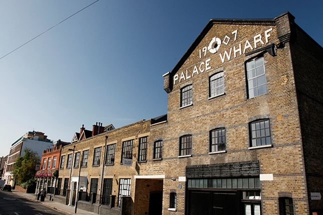Thumbnail Flat to rent in Palace Wharf, Rainville Road