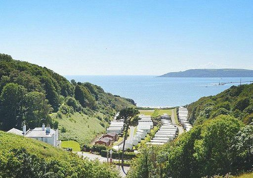 Bovisand Lodge Holiday Park, Bovisand, Nr Plymouth, Devon PL9