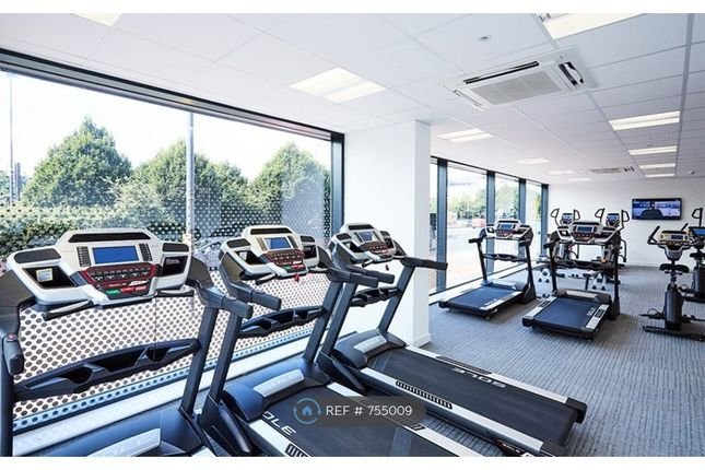 On Site Free Gym of The Exchange, Salford M5