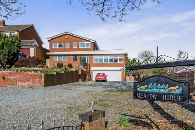 Thumbnail Detached house for sale in Littleworth Hill, Hednesford, Cannock