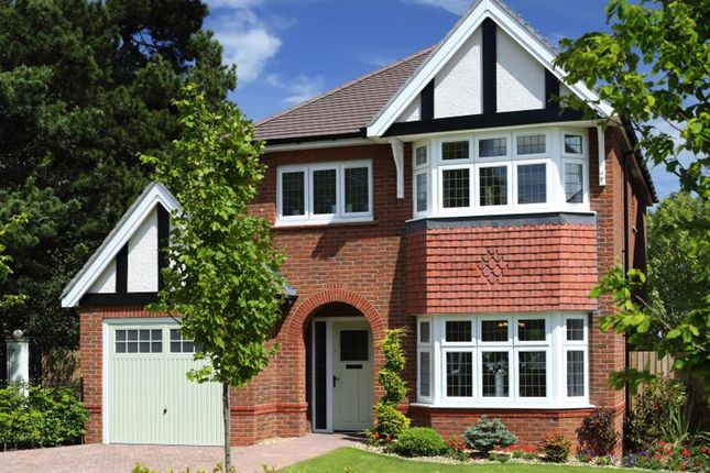 Thumbnail Detached house for sale in Hartford Grange, Walnut Lane, Hartford, Cheshire