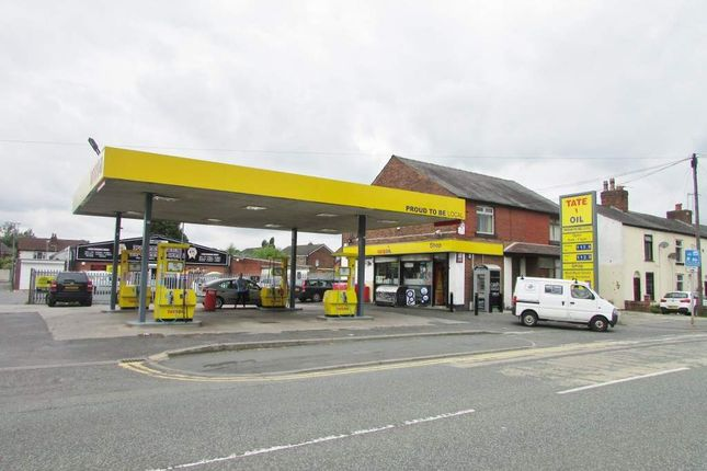 Thumbnail Industrial for sale in T/A Tate Oil Service Station, Leigh