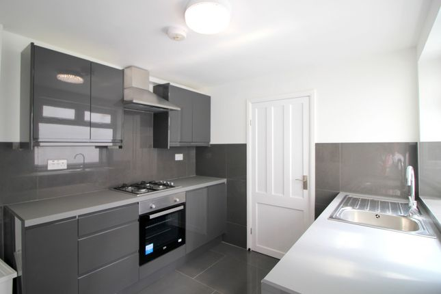 Thumbnail Terraced house to rent in Sheringham Avenue, London