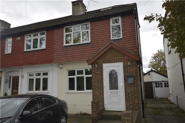 3 bed end terrace house to rent in Colchester Road, Harold Wood, Romford