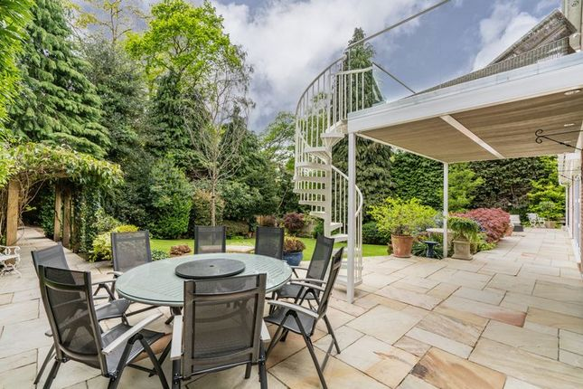 Detached house for sale in Ardnave Crescent, Southampton