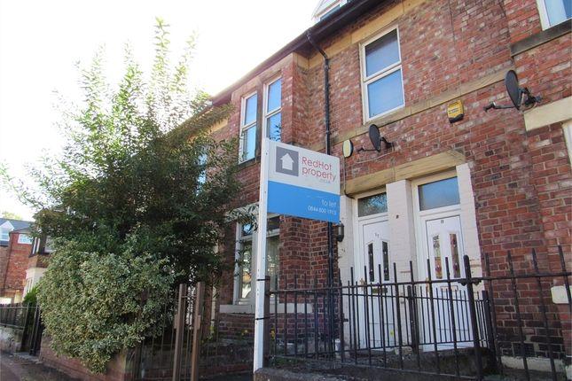 Thumbnail Maisonette to rent in Rodsley Avenue, Low Fell, Gateshead