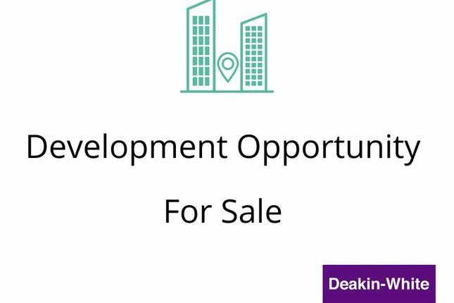 Thumbnail Land for sale in Broadwalk, Dunstable