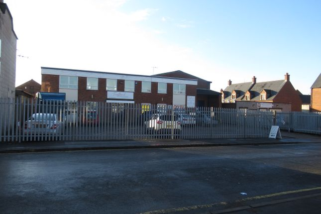Warehouse to let in New Street, Hinckley