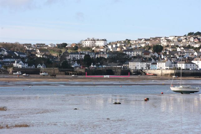 Thumbnail Land for sale in Marine Parade, Appledore, Bideford