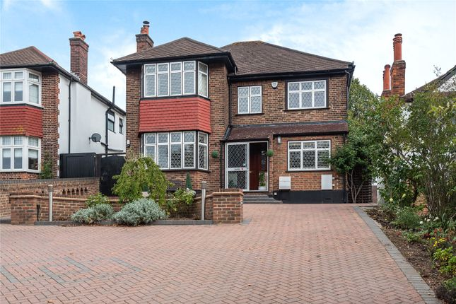Thumbnail Detached house for sale in Kingswood Road, Bromley