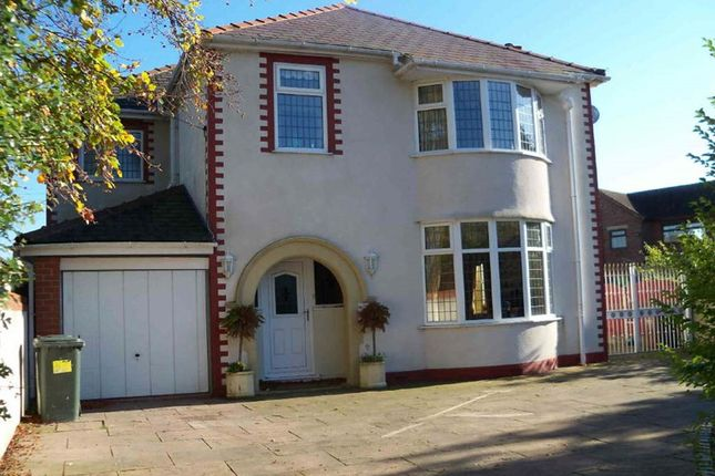 Thumbnail Detached house for sale in Gib Lane, Preston, Hoghton