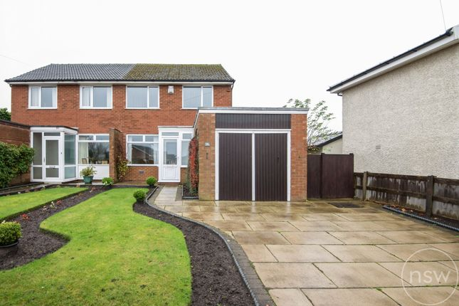 Thumbnail Semi-detached house to rent in Wigan Road, Westhead, Ormskirk