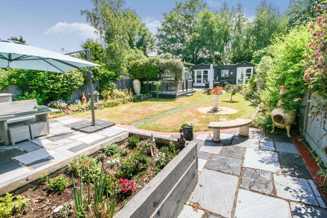 Garden of Shrub End Road, Colchester CO3