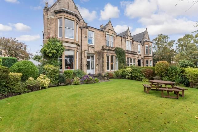 Thumbnail Semi-detached house for sale in Cleveden Gardens, Kelvinside, Glasgow, Lanarkshire