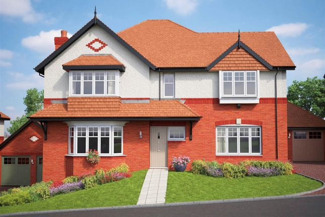 Thumbnail Detached house for sale in The Henley, Kingswood Manor, Woolton