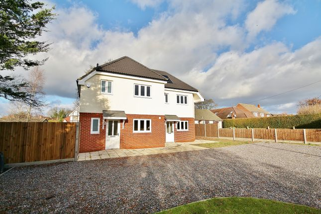 Thumbnail Semi-detached house for sale in Kings Road, West End, Woking