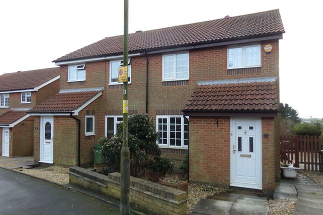 Thumbnail Semi-detached house to rent in Farmlands Close, St. Leonards-On-Sea