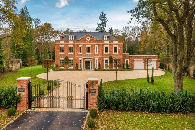 Thumbnail Detached house for sale in Worplesdon Hill, Surrey
