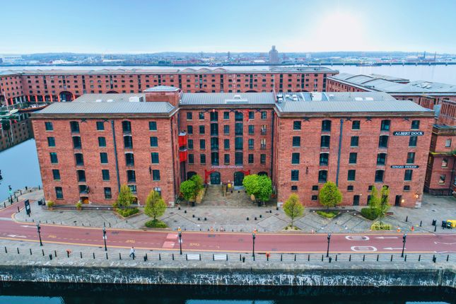 Office to let in Edward Pavilion, Albert Dock, Liverpool, Serviced Offices