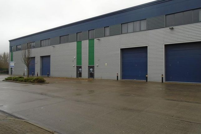 Thumbnail Warehouse to let in Unit 10 Harlow Mill Business Centre, Riverway, Harlow