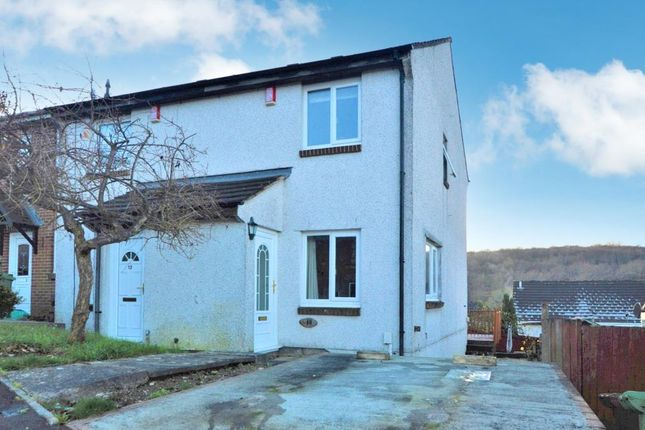 2 bed end terrace house for sale in Camborne Close, Plymouth, Devon PL5