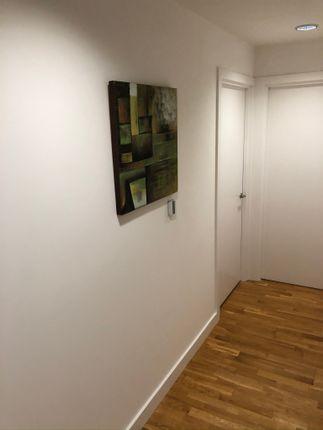 Hallway of Rice Street, Castlefield M3
