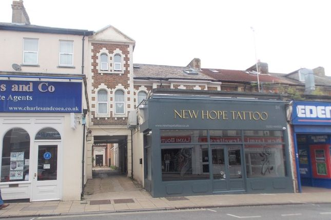 Thumbnail Flat to rent in Victoria Road, Aldershot