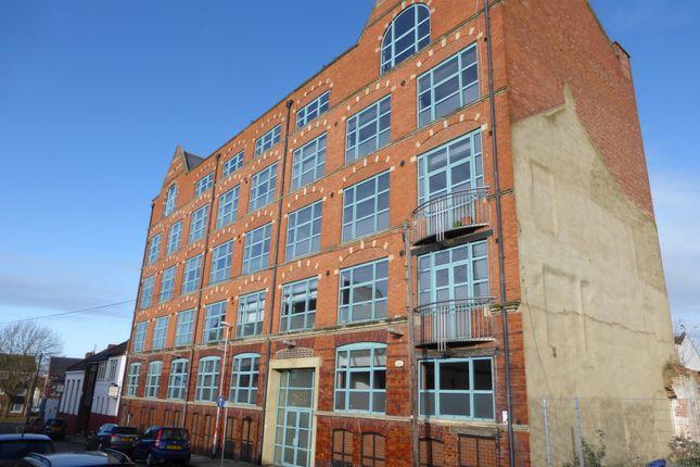 Thumbnail Flat to rent in Duke Street, Northampton
