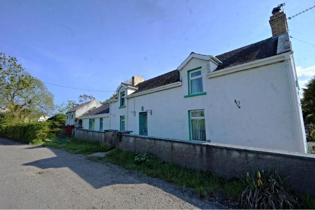 Thumbnail Cottage for sale in Upper Ballygelagh Road, Kircubbin