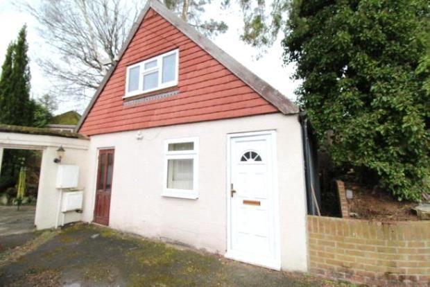 Thumbnail Maisonette to rent in Thibet Road, Sandhurst