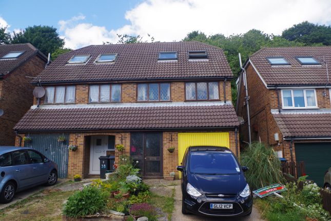 Thumbnail Semi-detached house to rent in Edred Road, Dover, Kent