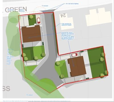 Thumbnail Land for sale in Snape Green, Scarisbrick, Southport