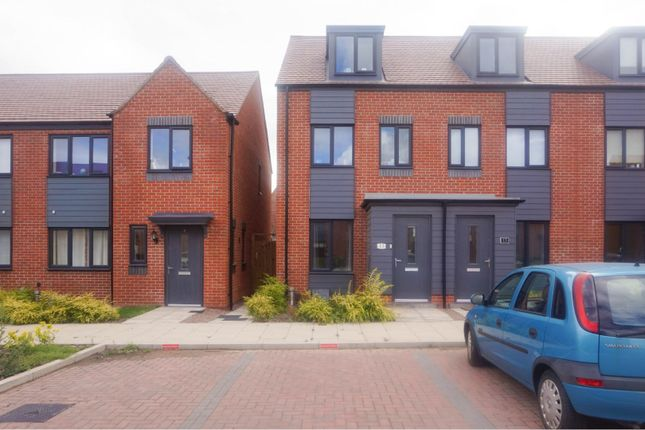 Thumbnail End terrace house for sale in Whitehead Grove, Lawley Telford
