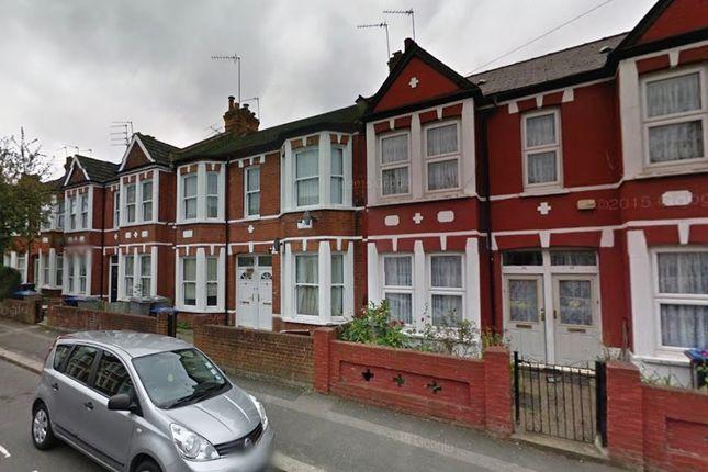 Thumbnail Terraced house to rent in Sandringham Road, London
